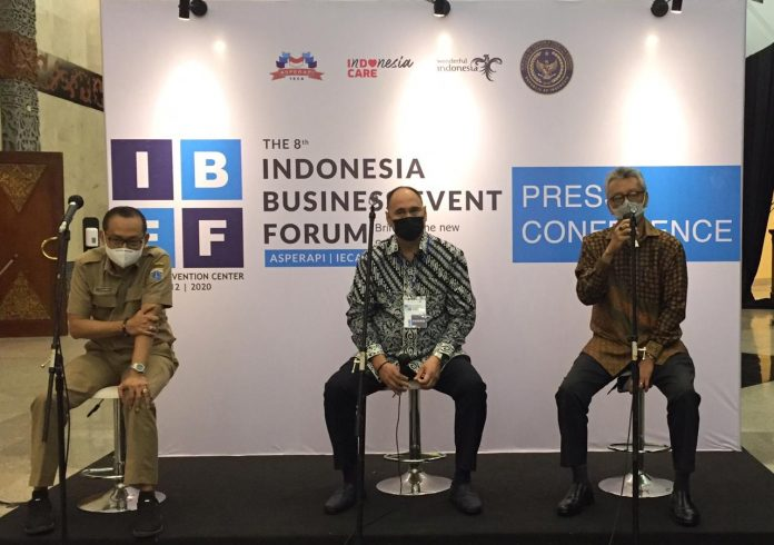 The 8th Indonesia Business Event Forum